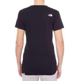 The North Face Easy T-shirt Femme, tnf black